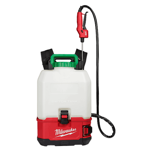 4 Gallon Commercial Duty Battery Operated No Pump Backpack Sprayer W//Brass