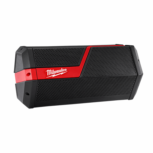 MILWAUKEE 2891-20 M18/M12 WIRELESS JOBSITE SPEAKER (ALSO USES AC POWER) ##IMAP## PCE 185924 (MILWAUKEE SPECIAL ONLY WHILE SUPPLIES LAST) MC367121
