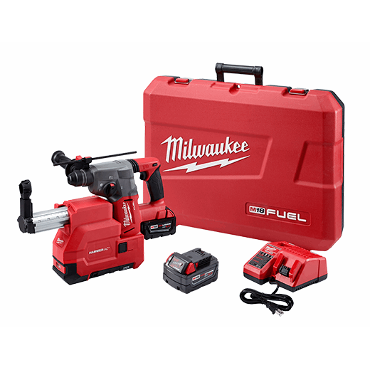 "M18 FUEL™ 1"" SDS Plus Rotary Hammer W/ DE Kit"
