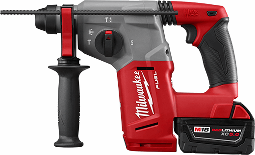 "M18 FUEL™ 1"" SDS Plus Rotary Hammer Kit"