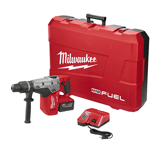 "M18 FUEL™ 1-9/16"" SDS Max Hammer Drill Kit"