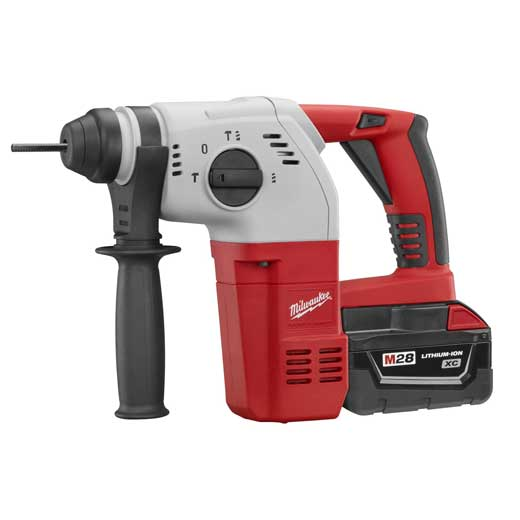 "M28™ Cordless Lithium-Ion 1"" SDS-Plus Rotary Hammer Kit"