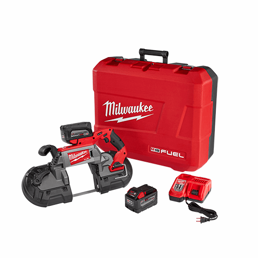 M18 FUEL™ Deep Cut Band Saw High Demand™ Kit