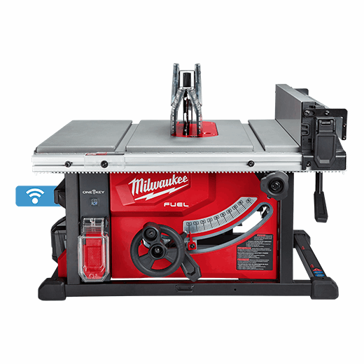 M18 Fuel 8 1 4 Table Saw Kit With One Key Technology Milwaukee