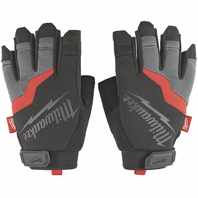 Performance Fingerless Gloves