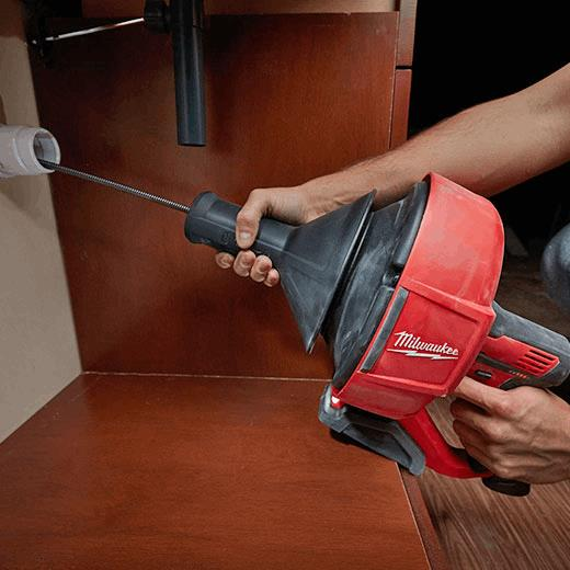 Drain Cleaning And Plumbing Power Tools Milwaukee Tool